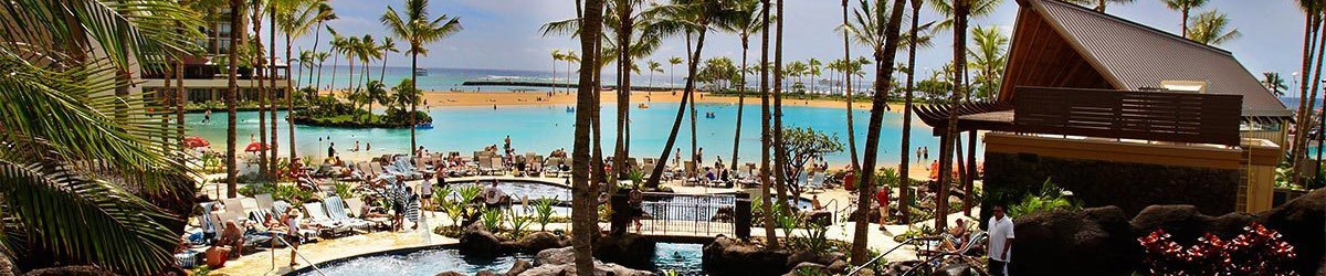 Hawaiian Hotels with Airport Shuttle
