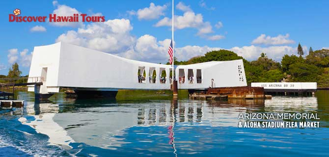 Arizona Memorial & Aloha Stadium Flea Market