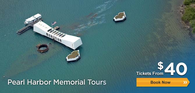 Pearl harbor escorted trips